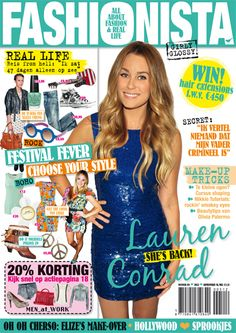 Festival fever - Lauren Conrad - Win hair extensions - make-up tricks - sprookjes - real life stories - D.I.Y.