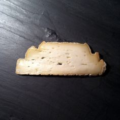 """Montebore, produced by Cooperativa Vallenostra in the Alessandria Province of Italy, earns its nickname, the """"wedding cake cheese"""", from its unusual tiered format, multiple layers of ever smaller dimensions stacked on top of each other to create the distinctive stepping shape. This cheese had basically gone extinct until 1999, when a Slow Food member tracked down the maker and learned the recipe."""