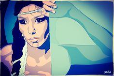 #ilustración #illustration #portrait #retrato