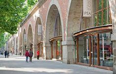Paris - Le Viaduc des Arts