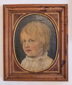 Antique painting, oil on canvas, century from chateau on Ruby Lane Antique Paint, Antique Silver, Antiques For Sale, Little Boys, 19th Century, Oil On Canvas, Art Decor, Ruby Lane, Fine Art