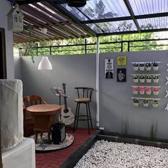 Great outdoor kitchen ideas 2018 smoker wok unique grills appliances just on Indoneso home design Rustic Outdoor Decor, Rustic Patio, Rustic Exterior, Interior And Exterior, Diy Exterior, Outdoor Laundry Rooms, Outdoor Spaces, Outdoor Kitchen Design, Patio Design