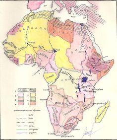 Grande exploraciones africanas