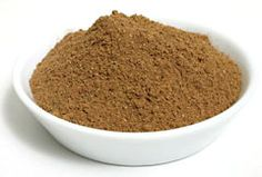 Tsire spice powder- article includes suggested uses and a recipe for making this West African spice mixture. Homemade Spice Blends, Homemade Spices, Homemade Seasonings, Spice Mixes, African Spices, Healthy Munchies, West African Food, Seasoning Mixes, Dog Food Recipes