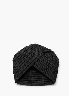 Turban-haarband aus strick -  Damen | MANGO