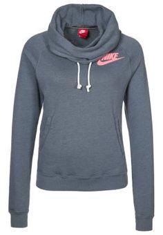 Nike Sportswear - RALLY FUNNEL - Hoodie - grå