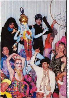 Michael Alig's Club Kids