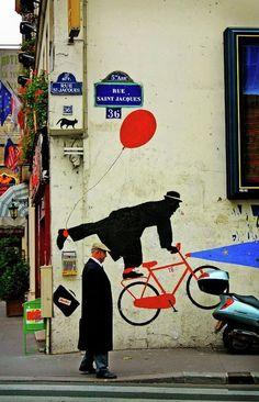 Street Art, Paris style