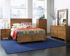 Diego Dune 6-Piece Queen Bedroom Set