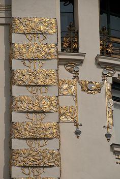 Art Nouveau/Jugendstil - Vienna