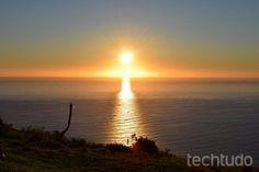 Tente montar o intinerário de forma a apreciar - e fotografar - ao menos uma vez o nascer e o pôr do Sol (Foto: Juliana Pixinine/TechTudo)