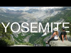 This video is a good guide for first-time visitors to Yosemite National Park who are looking to go hiking in the stunning landscapse there. California National Parks, Yosemite National Park, Merced River, Go Hiking, John Muir, Beautiful Places To Visit, Lodges, Adventure, Amazing