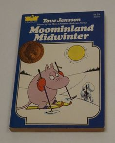 Moominland Midwinter Moominstroll 3 by Tove Jansson (1976, Paperback)