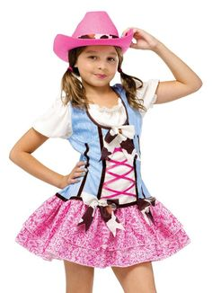 Rodeo Sweetie Toddler Costume