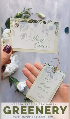 Wedding Place Names, Wedding Places, Diy Wedding Place Cards, Wedding Table Name Cards, Simple Wedding Cards, Destination Wedding, Wedding Planning, Modern Wedding Stationery, Wedding Stationary