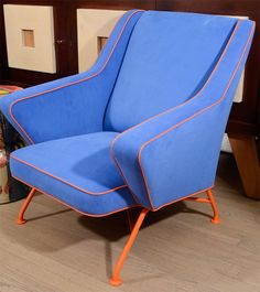 Geneviève Dangles and Christian Defrance; Armchair, c1950.