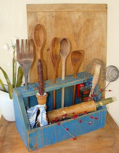 Para una cocina rústica