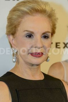 Carolina Herrera named Fashion Icon at Vogue Whos On Next  Madrid
