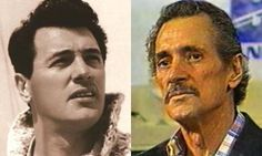 Rock Hudson Before and After