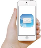 Have the ability to see every email sent and received to and from the target phone, as well as who and where they came from or was sent to.