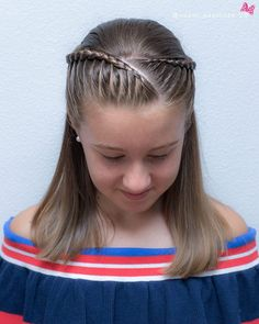 160 Braids Hairstyle Ideas for Little Kids 2019 - Page 62 of 160 - Soflyme : 160 Braids Hairstyle Ideas for Little Kids Kids Cornrow Hairstyles, Box Braids Hairstyles For Black Women, Cute Braided Hairstyles, Little Girl Hairstyles, Trendy Hairstyles, Teenage Hairstyles, Braids For Kids, Girls Braids, Toddler Hair