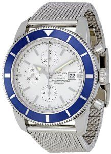 Breitling Men's A1332016/G698SS Superocean Heritage Chronograph Watch: Watches: Amazon.com