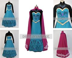 Disney's Frozen: Elsa's Coronation Dress -- available on Amazon!!! Hmn…Prom is coming. Do you think my guy would dress like Hans?