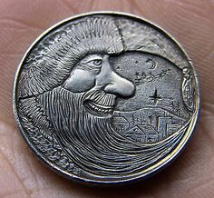 Hobo Nickel By Adam Leech