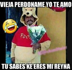 Jajaja! Spanish Humor, Spanish Quotes, Funny Spanish, Mexican Quotes, Hilarious, Family Guy, Lol, Baseball Cards, Sayings