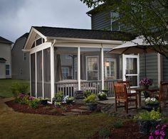 Diy Screened In Porch Ideas | Home Design Ideas