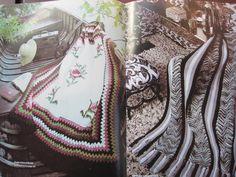 ༺✿ 💁🏼 ✿༻ Crochê e da Malha Afegã livro nº 2 Lazer por Kendall - /  ༺✿ 💁🏼 ✿༻ Crochet  Hooks and Knit Afghan Book No. 2 Leisure by Kendall -