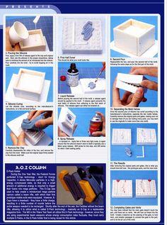 Comprehensive basic silicon mold making - Forum - DakkaDakka | It's better to look good than to play good.