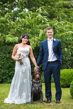 Laura and Jay�s Rustic Outdoor Wedding. By Anja Poehlmann