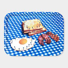 Maurizio Cattelan and Pierpaolo Ferrari: Breakfast Tray | MoMA
