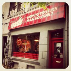 Smoke's Poutinerie in Winnipeg, MB Chicken Bacon Ranch, Poutine, Smoke, City, Cities, Smoking, Acting