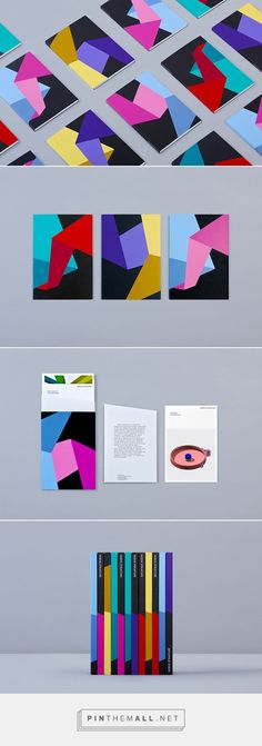 #modular #branding Modular Concept Box by Bunch for Nosive Strukture... - a grouped images picture - Pin Them All