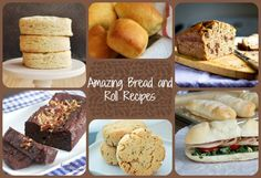 Your homemade bread options are pretty much endless once you see these 30 Amazing Gluten Free Bread and Roll Recipes.