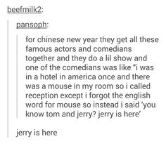 I would do this probably even though English is my first language