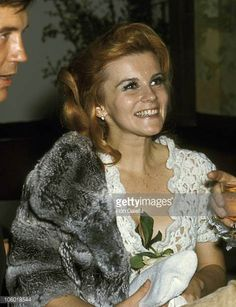 AnnMargret during AnnMargret at the Jockey Club in New York May 11 1969 at The Jockey Club in New York California United States