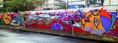 Graffitti - Calle Hipodromo, Pda. 19, Santurce, Puerto Rico
