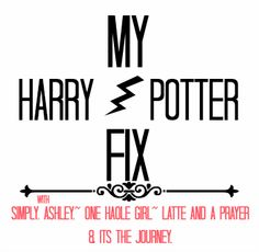 It's MONDAY! Which means.... It's time for another My Harry Potter Fix!! Fashion Edition   We're continuing with our fashion edition! Excited much? I am!!! Rules are same as always. 1. Use the button and link back to us somehow 2. Visit others 3.Post about Harry Potter 4. Have...