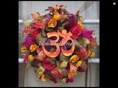 Diwali wreath!