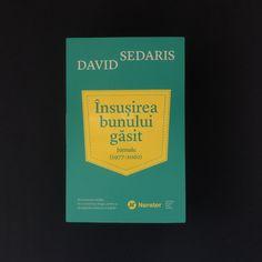 #theftbyfinding #romanianedition #davidsedaris #editurapublica David Sedaris, Pow, Nonfiction, Creative, Books, Non Fiction, Livros, Book, Libri