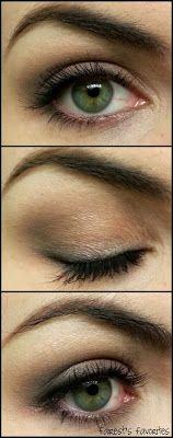 Fairest's Favorites : FOTD: Daytime Smokey Eye