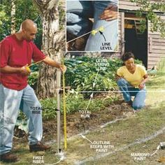 How to Build a Garden Path - Step by Step | The Family Handyman