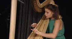 Znalezione obrazy dla zapytania fresco angel with a harp