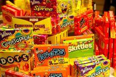 dulces..