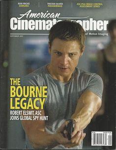 American Cinematographer magazine The Bourne Legacy Samsara Paranorman