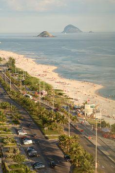 Conhecendo a Barra da Tijuca!