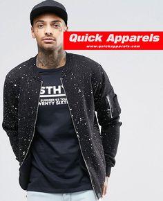 http://www.quickapparels.com/jersey-bomber-jacket-in-paint-splatter-print.html
